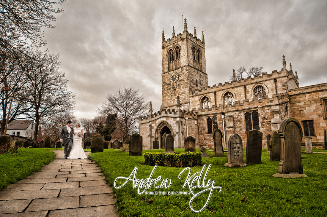 Wedding photos Doncaster